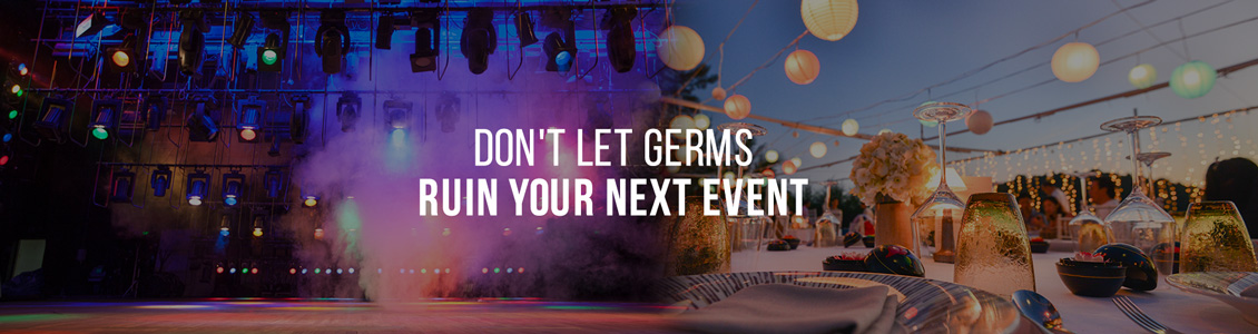 Germinator's Event Venue Sanitizing and Disinfecting Service Will Help Ensure Peace of Mind